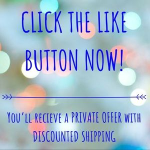 Other - EXCLUSIVE OFFERS FOR LIKERS & discounted shipping